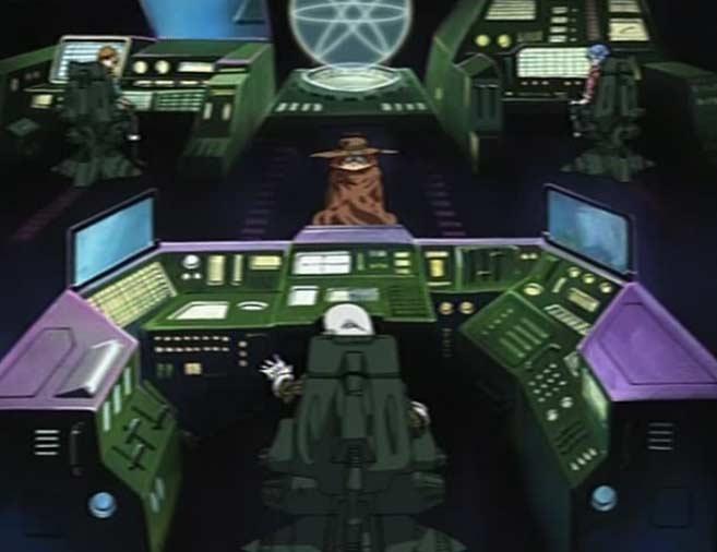 Toshirô arrive à convaincre Warius d'accepter leur aide