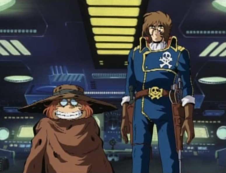 Albator et Toshirô