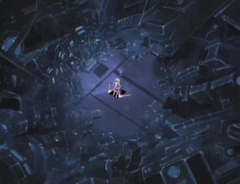 Sylviana a trouvé le laboratoire de Toshirô