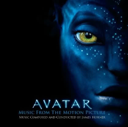 Avatar OST de James Horner (back)