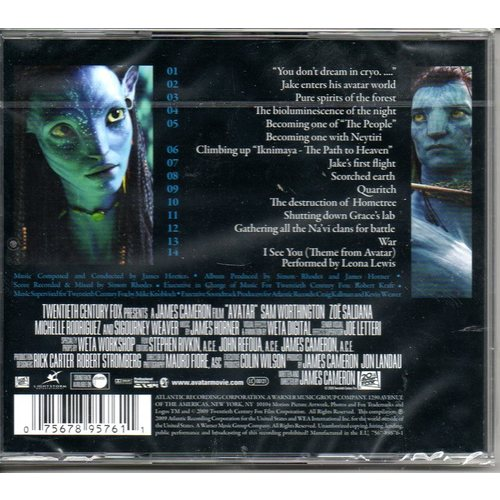 Avatar OST de James Horner (cover)