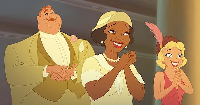 Le mariage de Tiana et Naveen sucite une grande émotion