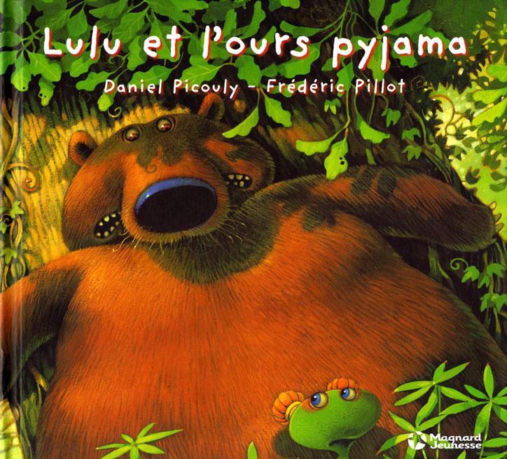 T10 - Lulu et l'ours pyjama - couv
