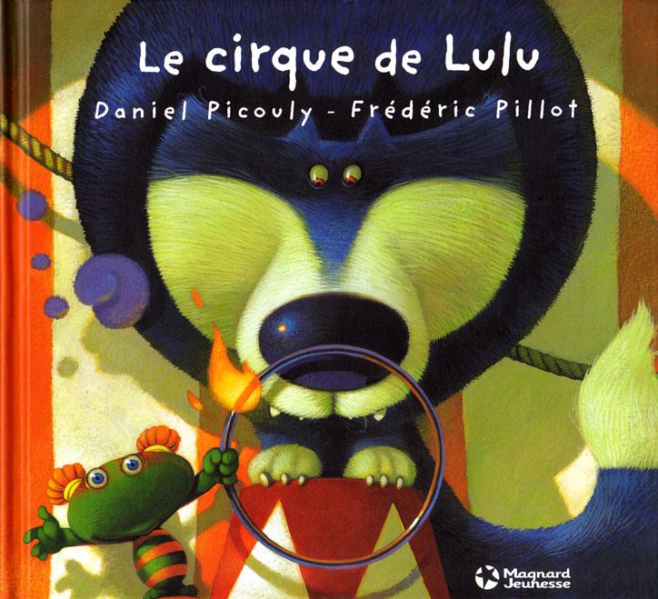 T7 - Le cirque de Lulu - couv