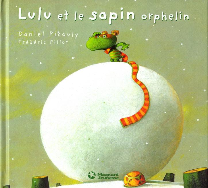 T4 - Lulu et le sapin orphelin - couv