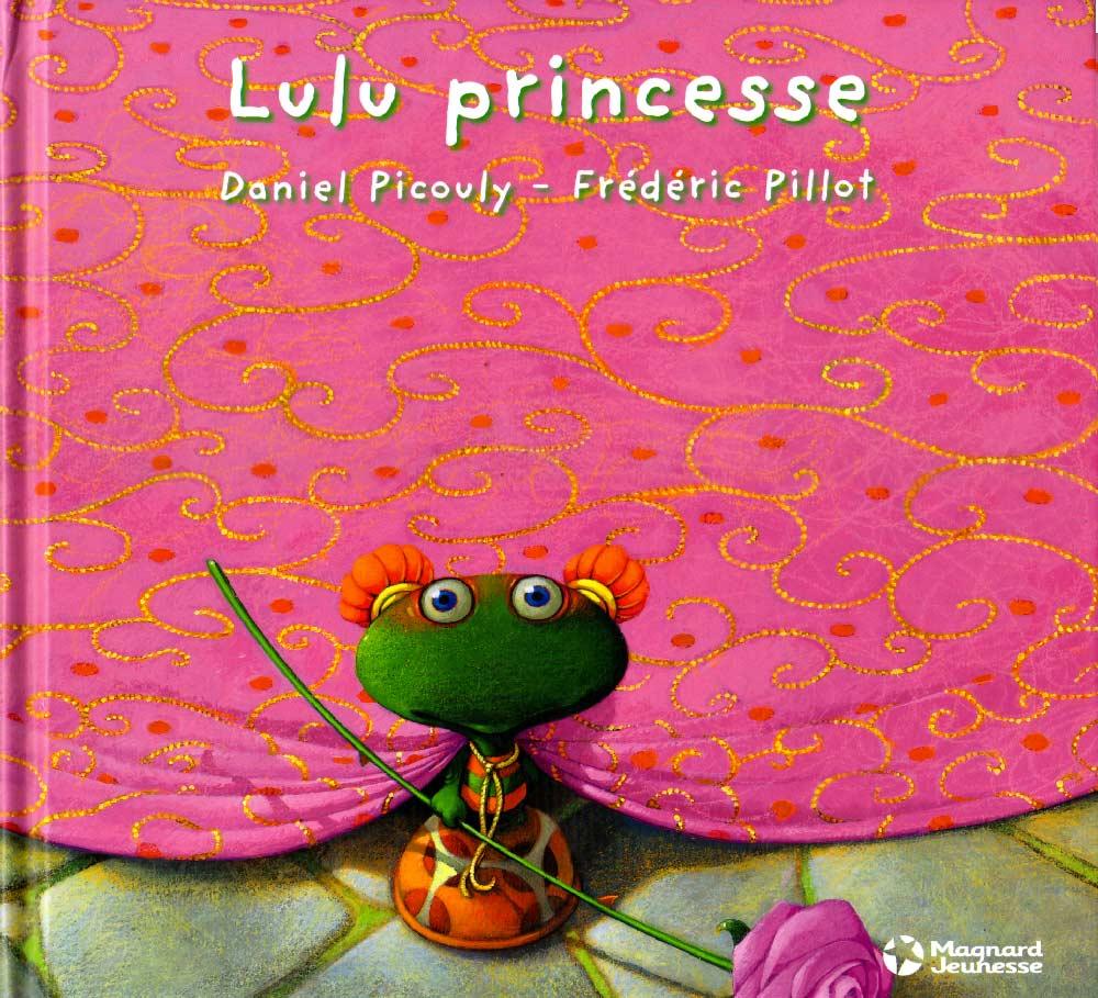 Tome 11 : Lulu Vroumette – Lulu Princesse (couverture face)