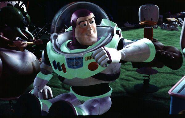 Buzz, le ranger de l'espace