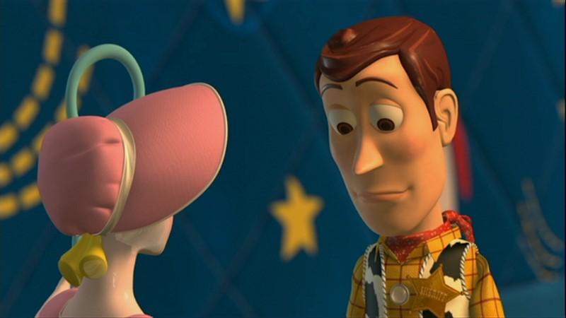 Woody est accusé a tord par les autres jouets