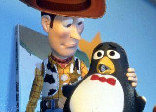 Woody sauve Siffli du vide grenier
