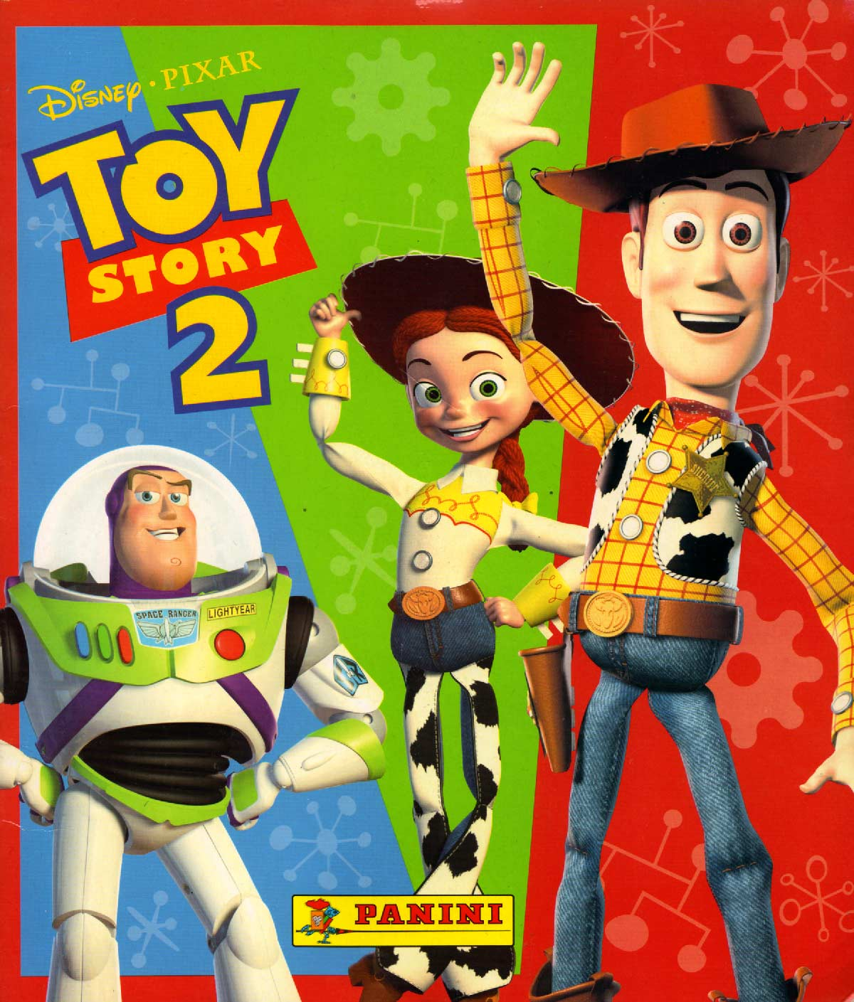 Album Panini : Toy Story 2 (couverture)