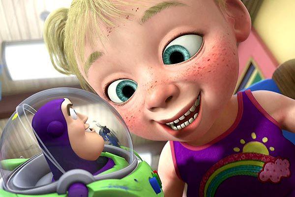 Le jardin d'enfants s'avère plus rude que prévu (Toy Story 3 - Pixar)