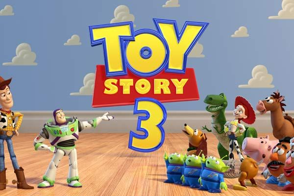 Toy Story 3 (Pixar) affiche