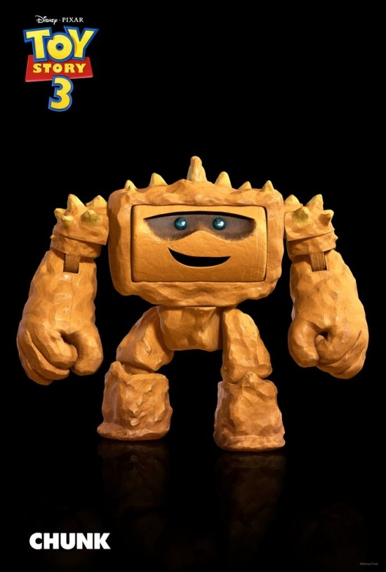 Chunk (Toy Story 3 - Pixar)