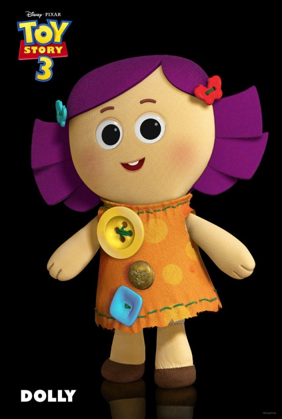 Dolly (Toy Story 3 - Pixar)