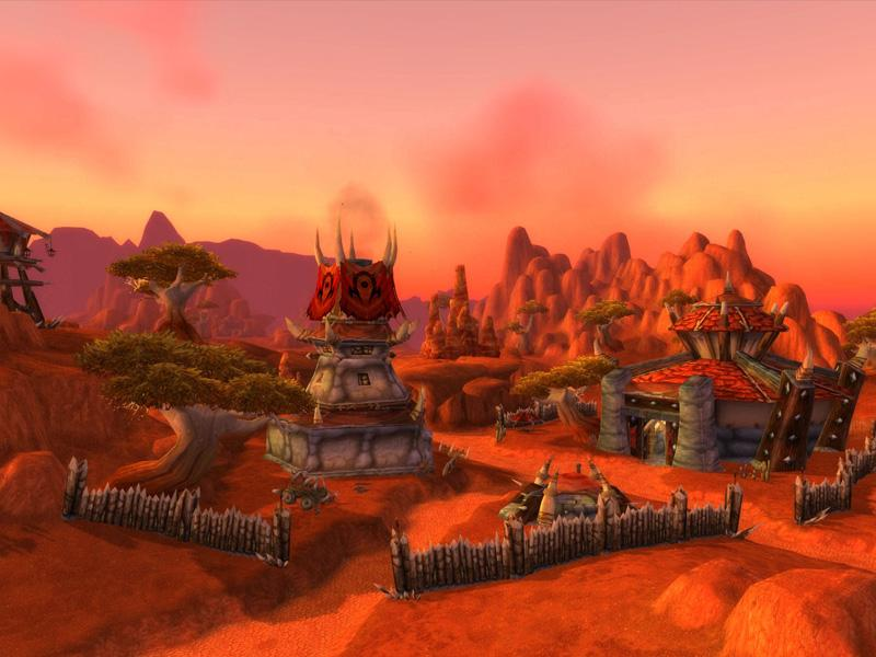 Capture de la croise (World of Warcraft)
