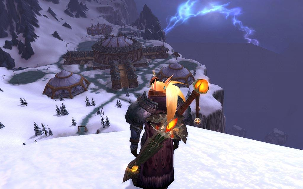 Screenshot of the day (world of warcraft)