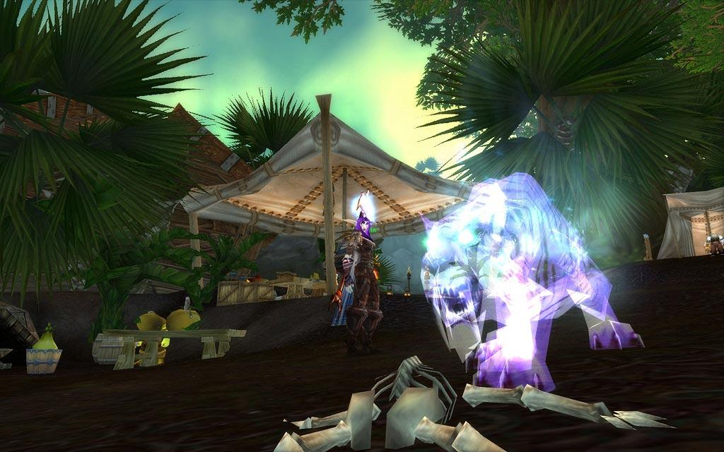 Screenshot of the day d&#039;un chasseur (world of warcraft)