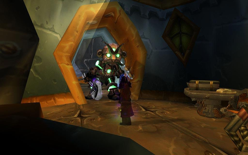 Screenshot of the day d&#039;un grand gnome mtallique(world of warcraft)