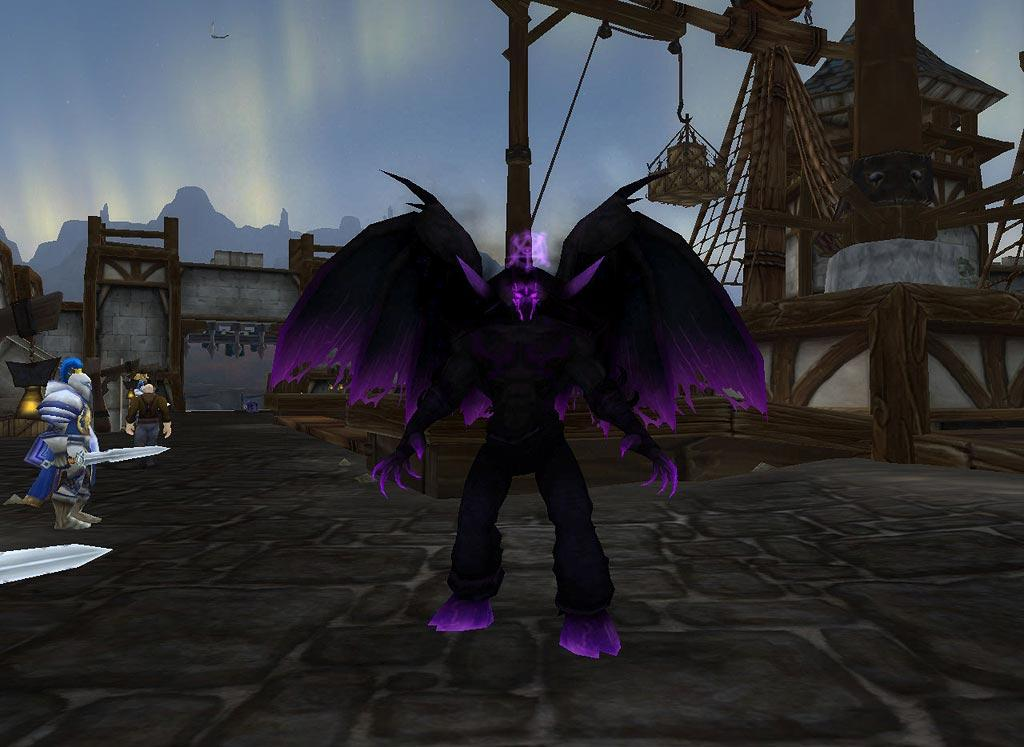 Screenshot of the day d&#039;un dmon (world of warcraft)