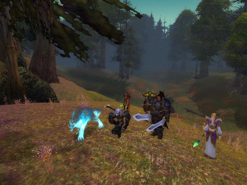 Screenshot of the day de la reprise de fossoyeuse (world of warcraft)