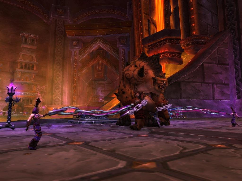Capture de Cataclysm / World of Warcraft (source : Screenshot du jour)