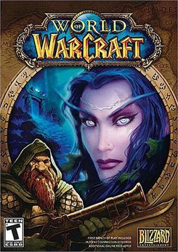 Courverture du jeu vidéo World of Warcraft