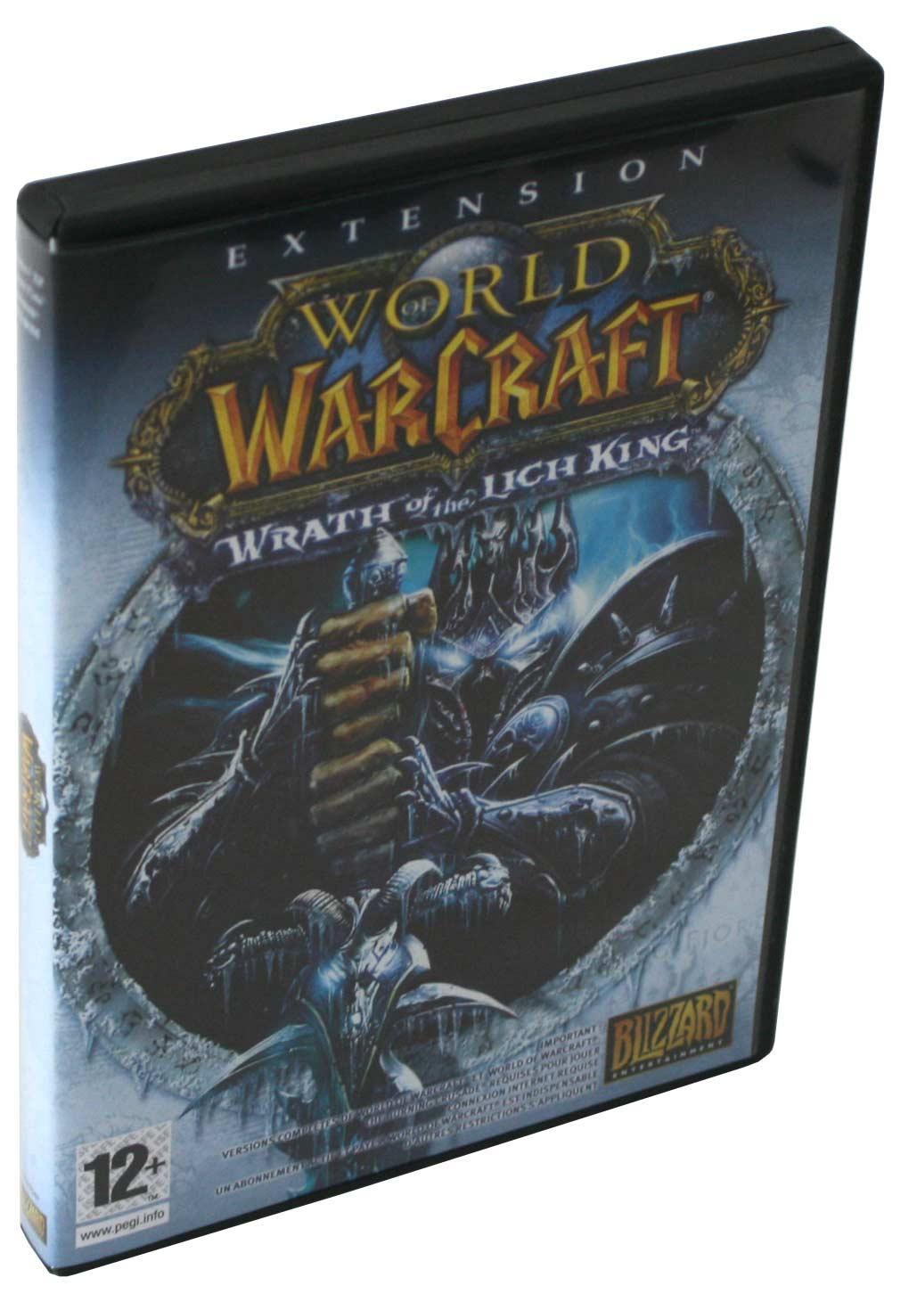 Boîte du DVd d'installation du jeu