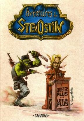 Couverture du tome 2 de Stevostin