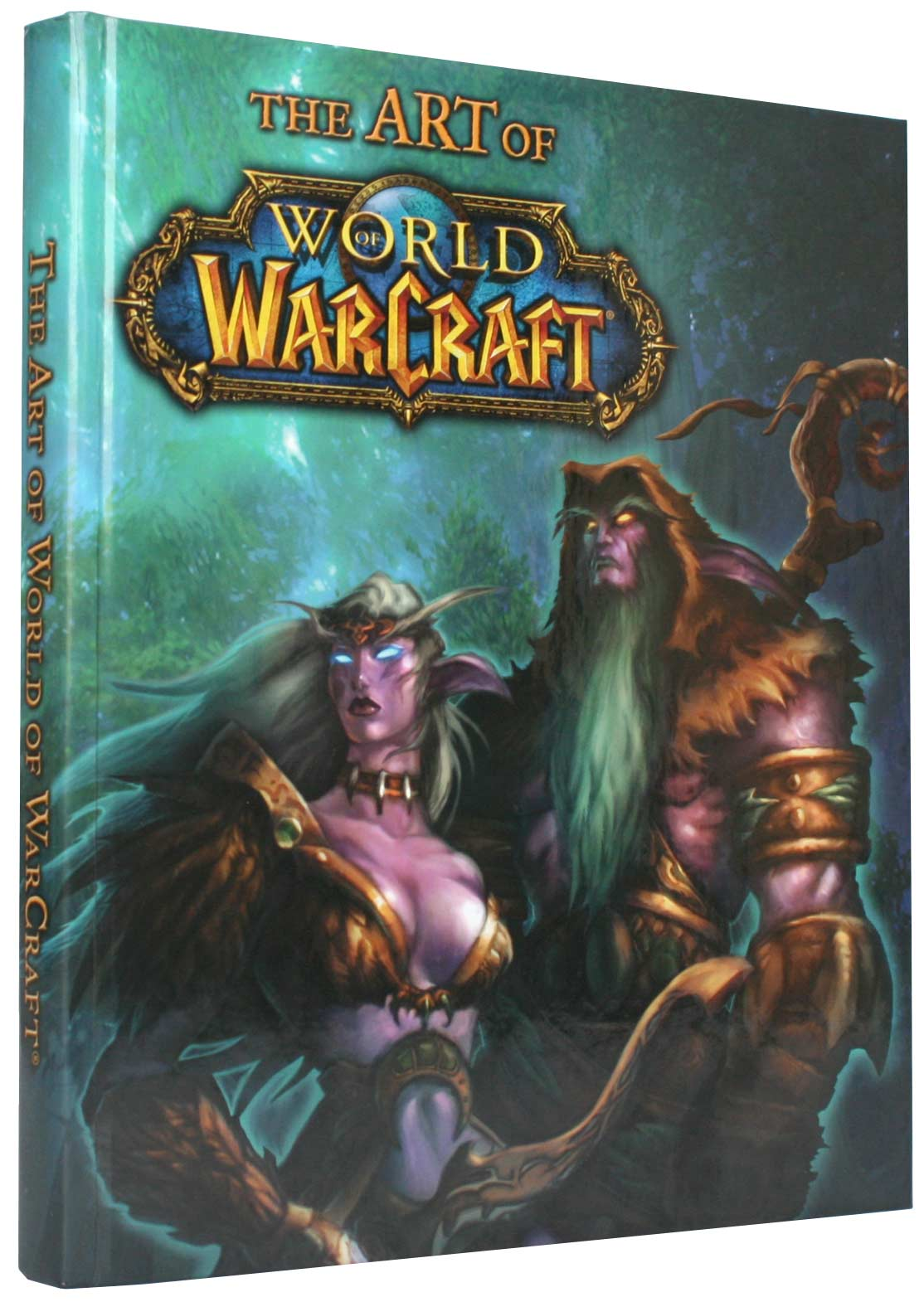 The Art of World of Warcraft (couverture de l&#039;Art Book)