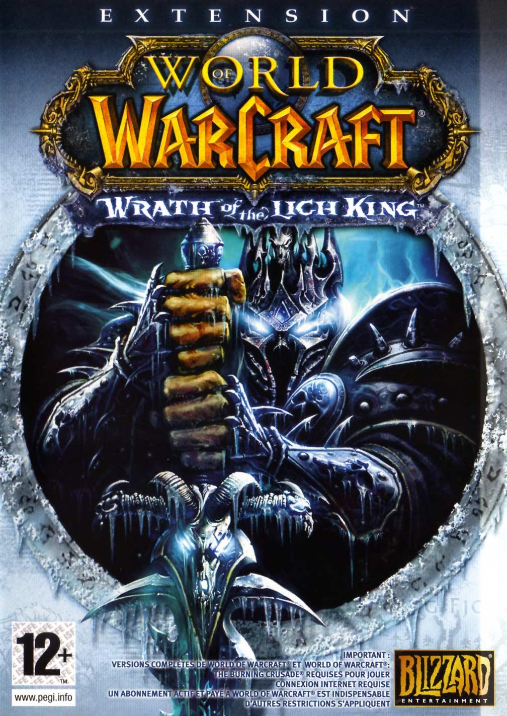 La colère du Roi Liche (Warth of the Lich King)
