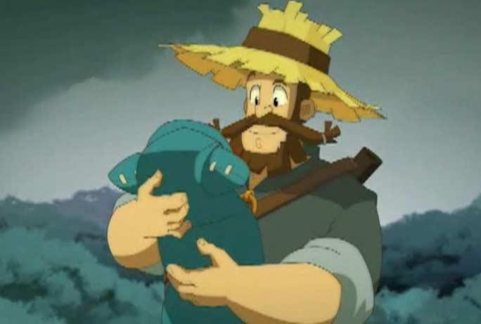 Grougaloragran a confié Yugo à Alibert