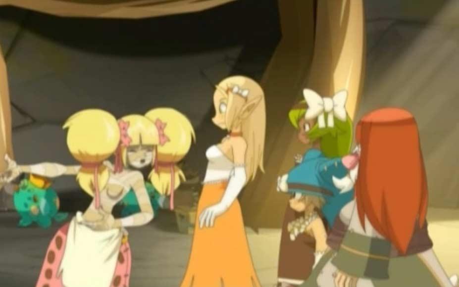 Les princesses moches accueillent chaleureusement les fausses princesses