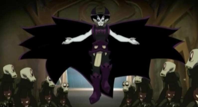 Vampyro cherche un hôte pour le démon de sa bague