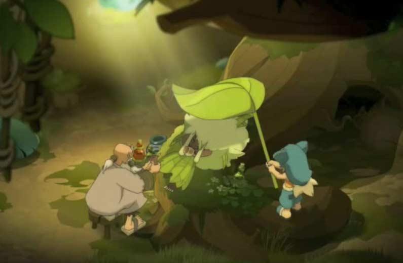 Yugo et Ruel jouent les larbins pour Sybannak