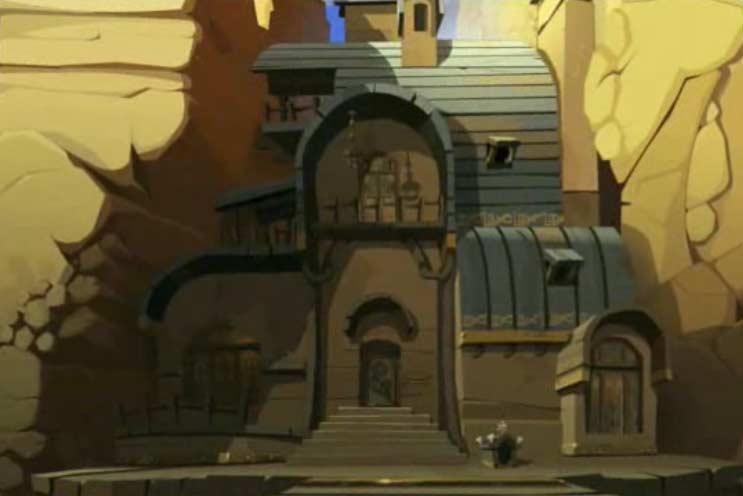 la maison de Ruel