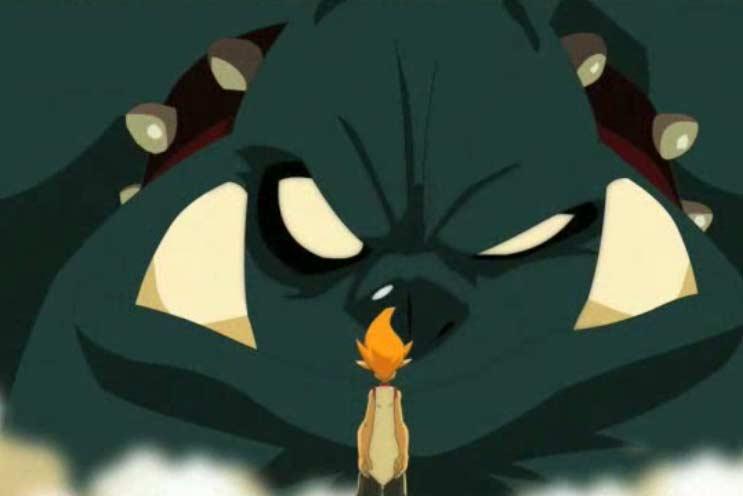 Le chien de garde de Ruel peut se transformer en monstre