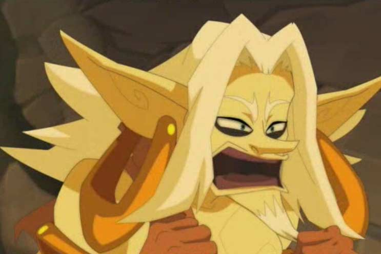 Ruel a fait tomber toutes les dents de Gonar