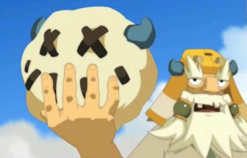 Ruel tient une balle de Boufbowl