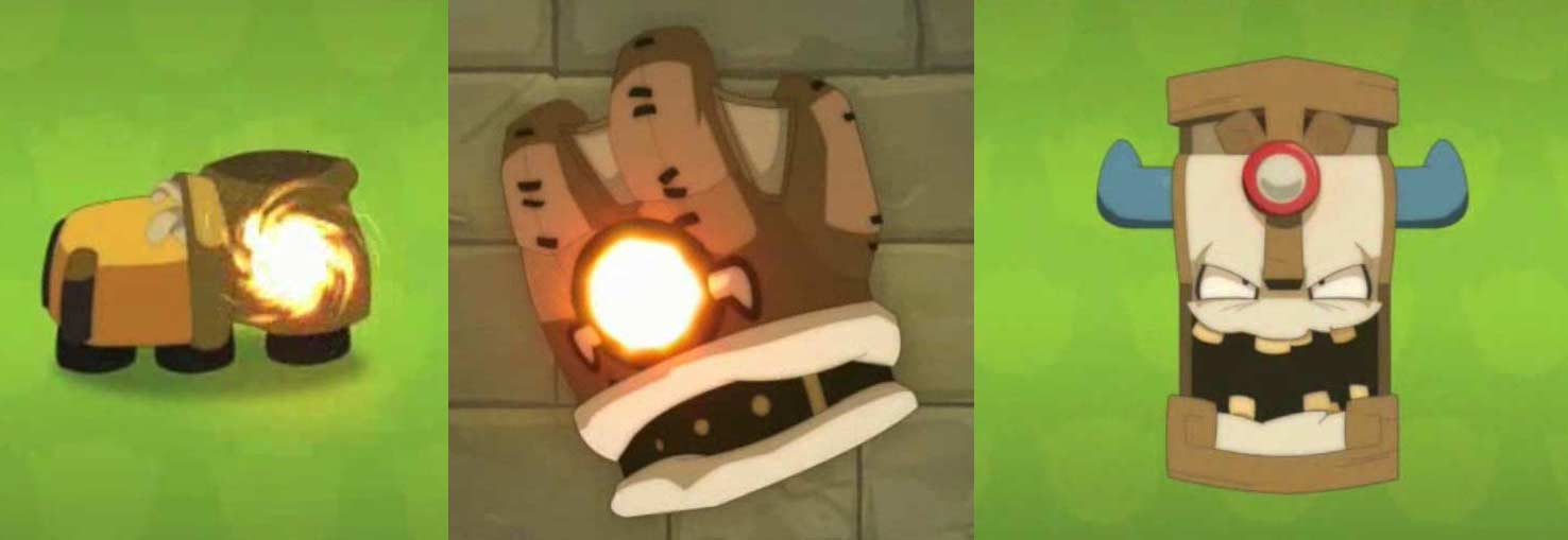 L'équipement des jouerus de Boufbowl dispose d'une charge magique