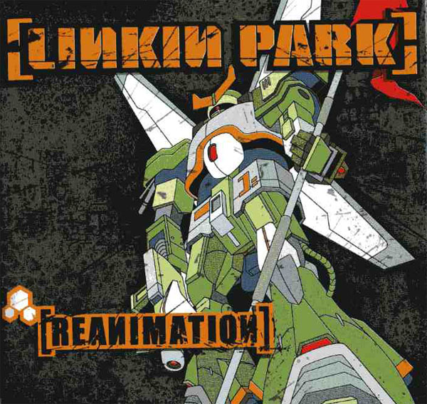 Cover de l&#039;album Reanimation