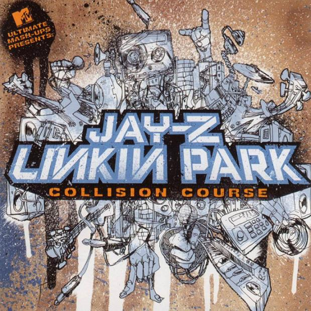 Cover de l'album Collision Course