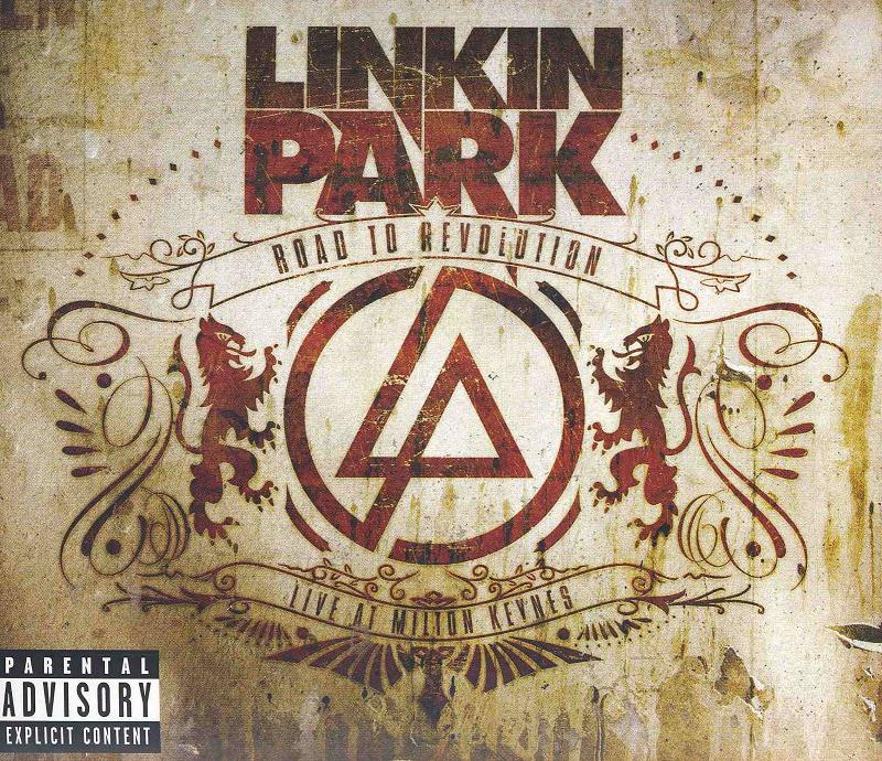 couverture de l'album road to revolution de Linkin Pak