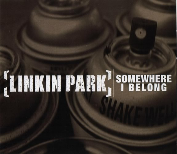 Cover de somewhere I belong de Linkin Park