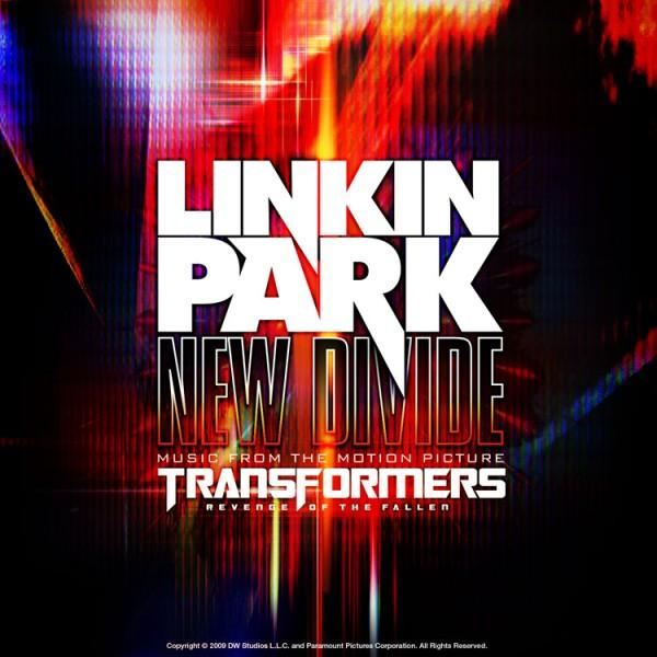Pochette de la chanson New Divide du groupe Linkin Park