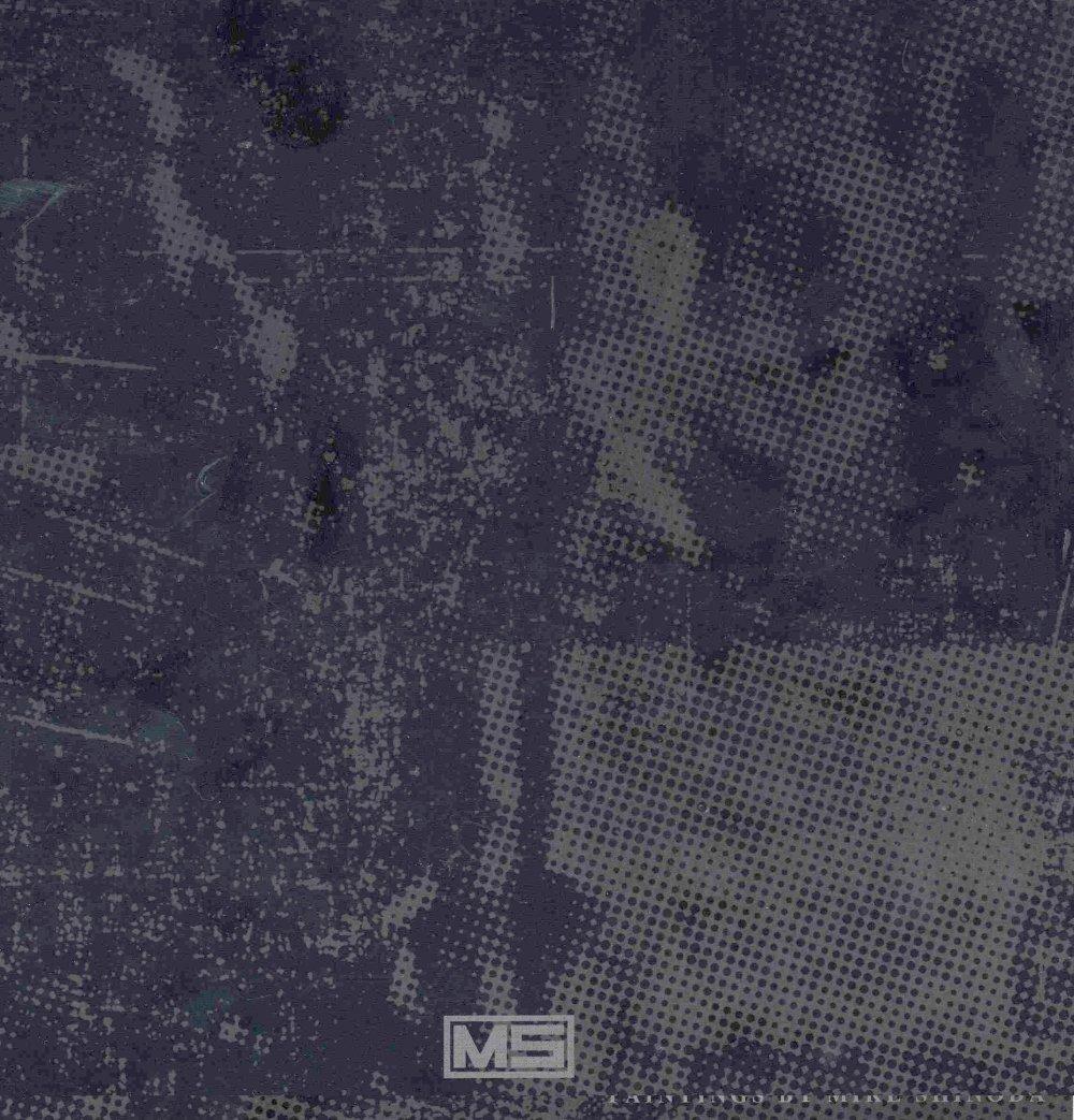 Montage du front et le back du livre Glorious Excess (Born) de Mike Shinoda