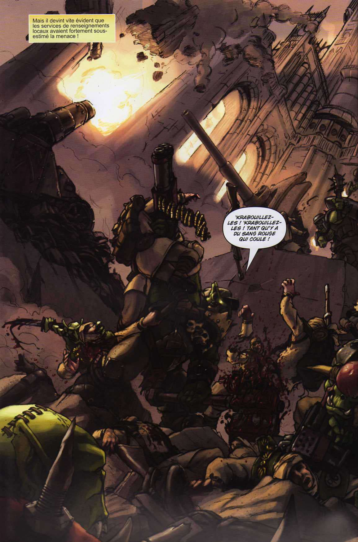 T3 : Tonnerre de sang - Warhammer 40.000 (page 2)