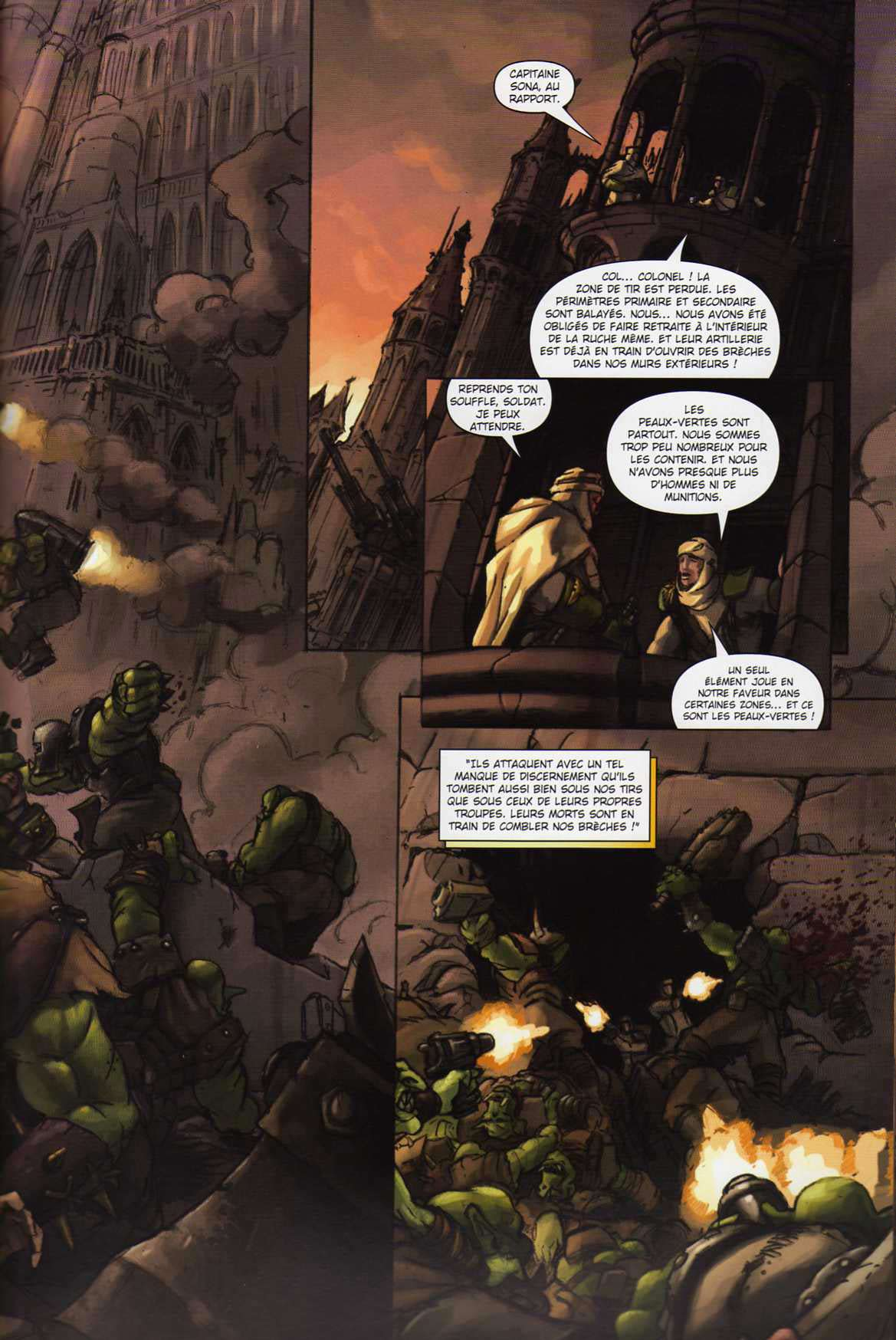 T3 : Tonnerre de sang - Warhammer 40.000 (page 3)