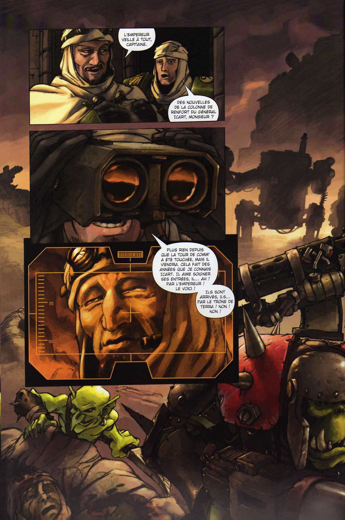 T3 : Tonnerre de sang - Warhammer 40.000 (page 4)