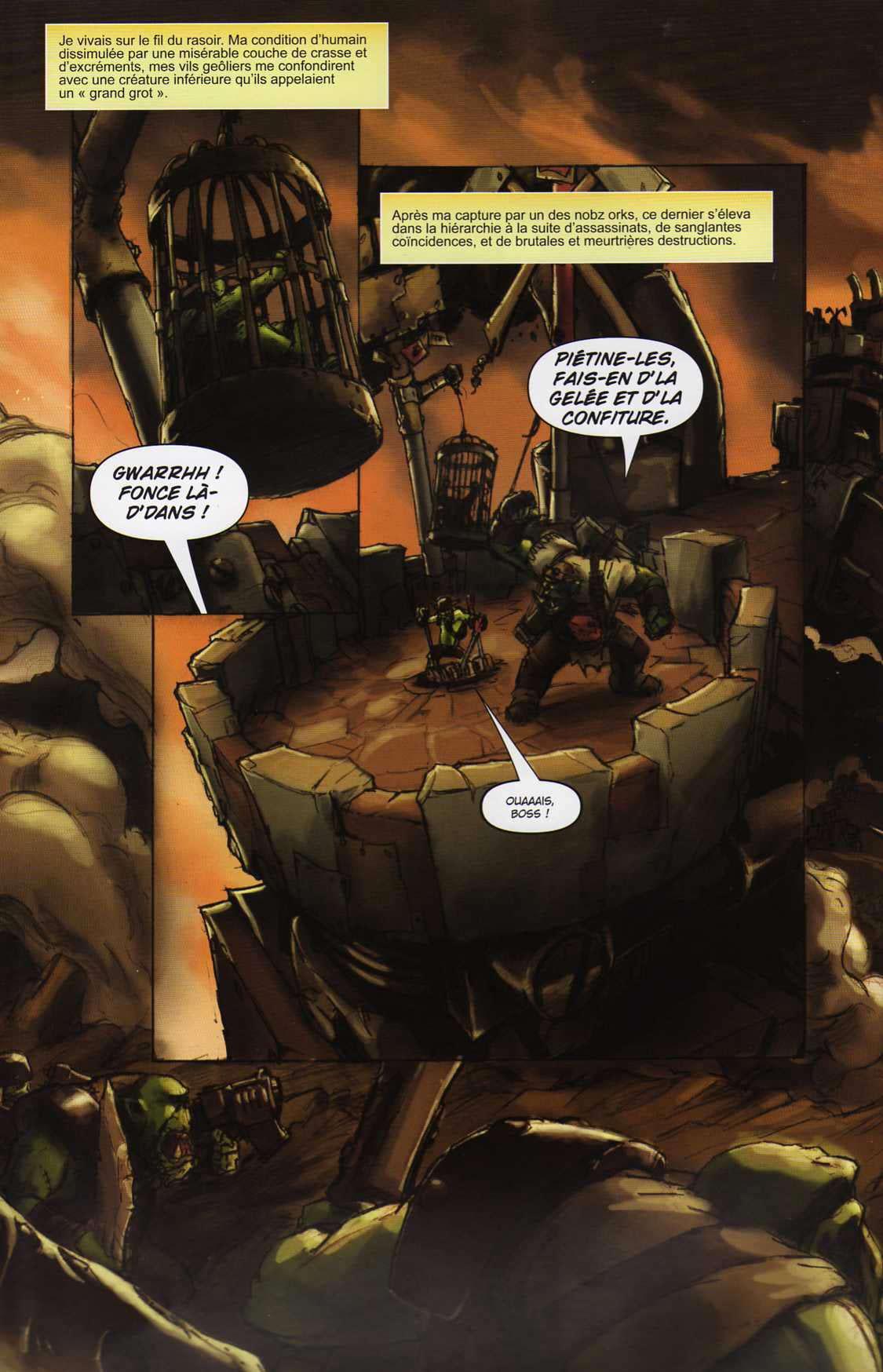 T4 : Le clan des Orks - Warhammer 40.000 (page 2)