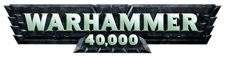 Logo Warhammer 40000